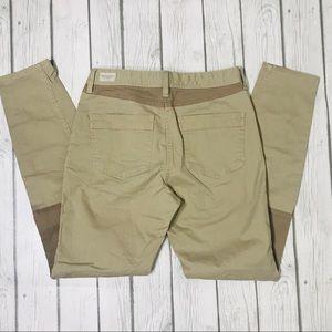 Armani Exchange Pants - Armani Exchange Ladies Riding Khaki Skinny Pants